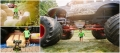 cars and monster truck birthday party theme